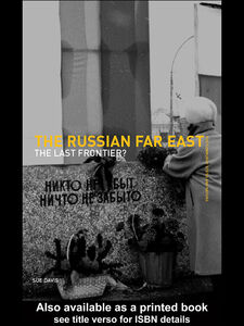 Ebook in inglese The Russian Far East Davis, Susan F.