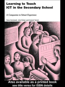 Foto Cover di Learning to Teach ICT in the Secondary School, Ebook inglese di AA.VV edito da