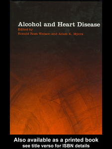 Ebook in inglese Alcohol and Heart Disease
