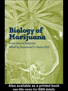 Ebook in inglese The Biology of Marijuana
