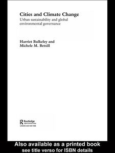 Ebook in inglese Cities and Climate Change Betsill, Michele , Bulkeley, Harriet