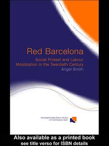 Foto Cover di Red Barcelona, Ebook inglese di Angel Smith, edito da