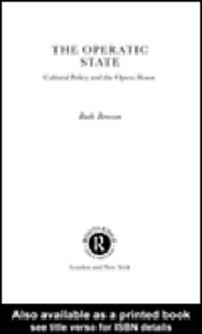 Ebook in inglese The Operatic State Bereson, Ruth