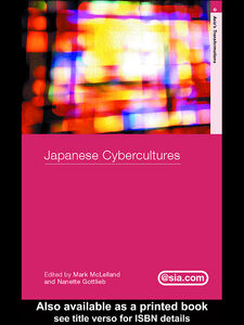 Ebook in inglese Japanese Cybercultures