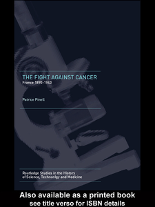 Ebook in inglese The Fight Against Cancer Pinell, Patrice