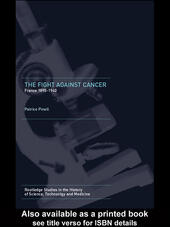 The Fight Against Cancer