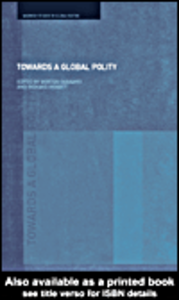 Ebook in inglese Towards a Global Polity
