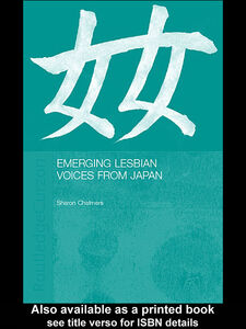 Ebook in inglese Emerging Lesbian Voices from Japan Chalmers, Sharon