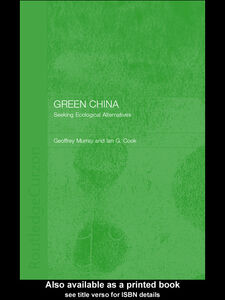 Ebook in inglese Green China Cook, Ian G. , Murray, Geoffrey