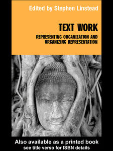 Ebook in inglese Text/Work