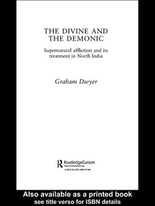 Ebook in inglese The Divine and the Demonic Dwyer, Graham
