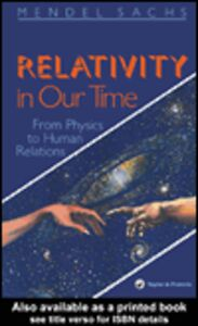 Ebook in inglese Relativity In Our Time Sachs, Mendel