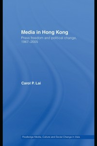 Ebook in inglese Media in Hong Kong Lai, Carol P.