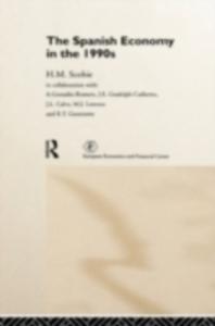 Ebook in inglese Spanish Economy in the 1990s Scobie, Prof H M