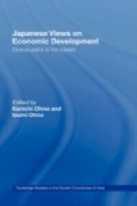 Ebook in inglese Japanese Views on Economic Development -, -