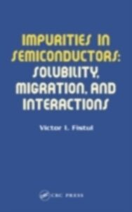 Ebook in inglese Impurities in Semiconductors Fistul, Victor I.
