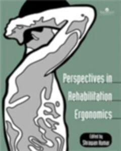 Ebook in inglese Perspectives In Rehabilitation Ergonomics -, -