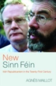 Ebook in inglese New Sinn Fein Maillot, Agnes