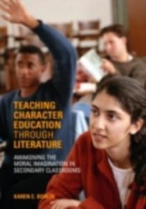 Ebook in inglese Teaching Character Education through Literature Bohlin, Karen