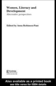 Foto Cover di Women, Literacy and Development, Ebook inglese di  edito da Taylor and Francis