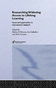 Ebook in inglese Researching Widening Access to Lifelong Learning -, -