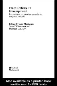 Ebook in inglese From Defense to Development? DiGiovanna, Sean M. , Markusen, Ann