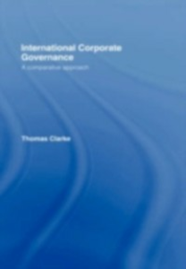 Ebook in inglese International Corporate Governance Clarke, Thomas