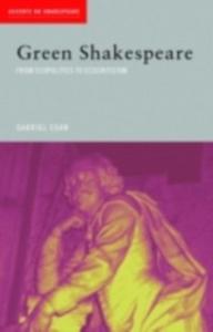 Ebook in inglese Green Shakespeare Egan, Gabriel