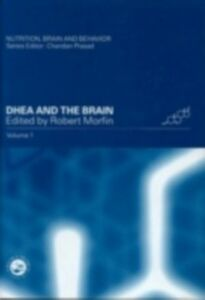 Ebook in inglese DHEA and the Brain -, -