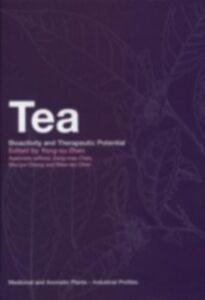 Foto Cover di Tea, Ebook inglese di  edito da CRC Press