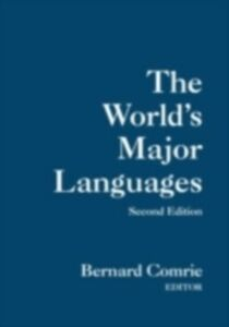 Ebook in inglese World's Major Languages -, -