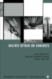 Sulfate Attack on Concrete