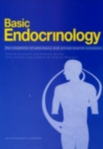 Ebook in inglese Basic Endocrinology: For Students of Pharmacy and Allied Health