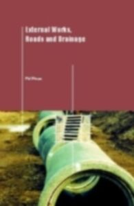 Ebook in inglese External Works, Roads and Drainage Pitman, Phil