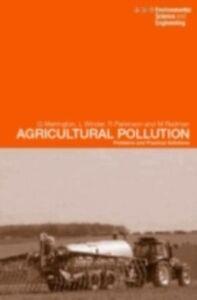Ebook in inglese Agricultural Pollution Merrington, Graham , Nfa, Dr Linton Winder , Parkinson, R. , Redman, Mark