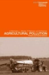 Agricultural Pollution
