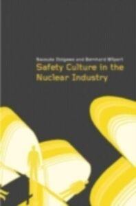 Foto Cover di Safety Culture in Nuclear Power Operations, Ebook inglese di  edito da CRC Press