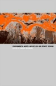 Foto Cover di Environmental Modelling with GIS and Remote Sensing, Ebook inglese di  edito da CRC Press