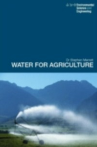 Ebook in inglese Water for Agriculture Merrett, Stephen
