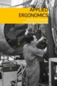 Ebook in inglese Applied Ergonomics -, -