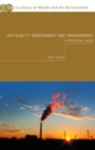 Foto Cover di Air Quality Assessment and Management, Ebook inglese di Dr Owen Harrop, edito da Taylor and Francis