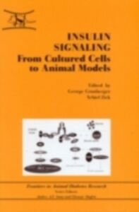 Foto Cover di Insulin Signaling, Ebook inglese di  edito da Taylor and Francis