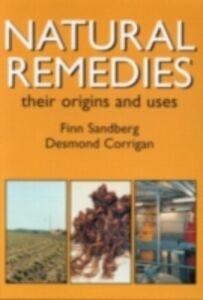 Ebook in inglese Natural Remedies Corrigan, Desmond , Sandberg, Finn