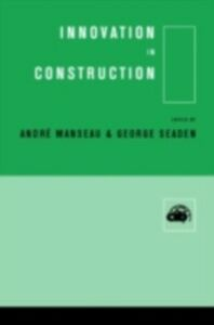 Ebook in inglese Innovation in Construction -, -