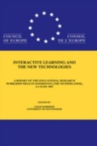 Foto Cover di Interactive Learning & The New, Ebook inglese di  edito da Taylor and Francis