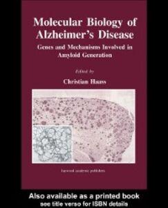 Ebook in inglese Molecular Biology of Alzheimer's Disease -, -