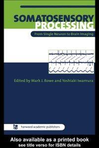 Ebook in inglese Somatosensory Processing