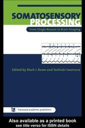 Somatosensory Processing
