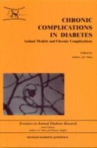 Foto Cover di Chronic Complications in Diabetes, Ebook inglese di Anders A F Sima, edito da Taylor and Francis