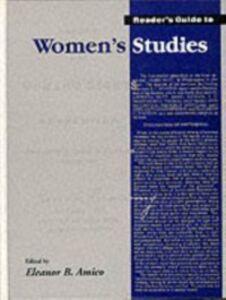 Ebook in inglese Reader's Guide to Women's Studies